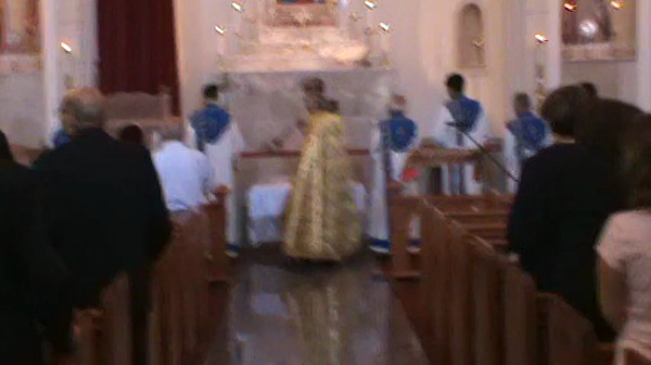 Exaltation of the Holy Cross Videos 2013