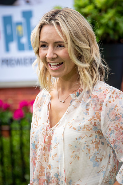 WESTWOOD, CALIFORNIA - JUNE 02: Beverley Mitchell attends  the Premiere of Universal Pictures' 'The Secret Life Of Pets 2' at Regency Village Theatre on Sunday, June 02, 2019 in Westwood, California. (Photo by Tom Sorensen/Moovieboy Pictures)