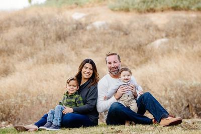Vanderveen Family 2020