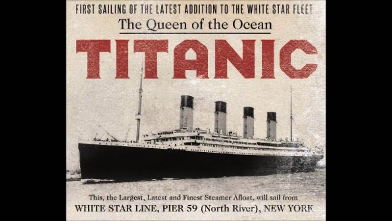 Titanic, Directed by Iain Park, November 2015