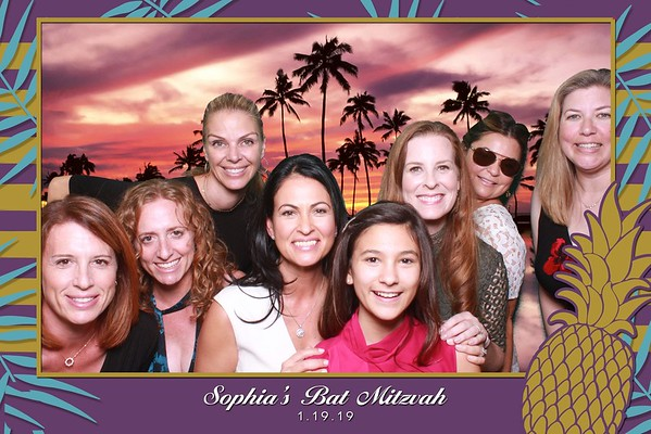 01.19.2019 Sophia's Bat Mitzvah