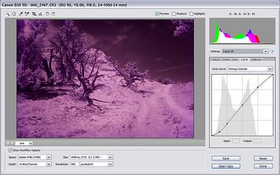 Infrared Workflow