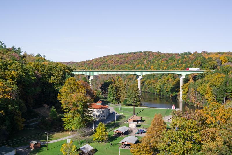 Brookville, PA Fall