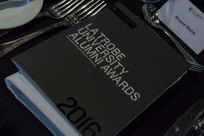 20161027 La Trobe University Alunni Awards 2016