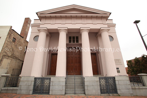 USA, Maryland, Baltimore. Lloyd Street Synagogue (3.2011)