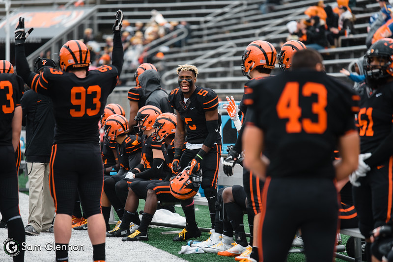 Princeton vs. Cornell Football