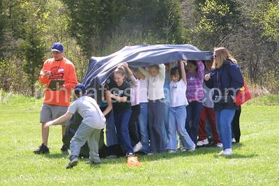 Flanders Elementary School - Field Day - April 30, 2002