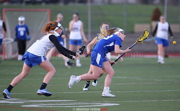 Penn Yan Girls Lacrosse 4-1-16