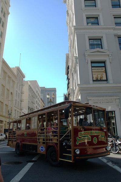市區小型觀光公車