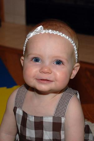 Riley 10 months