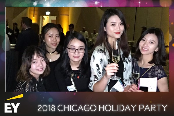 EY 2018 Holiday Party