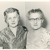 (Great) Aunt Jean and Grandma Cupidro