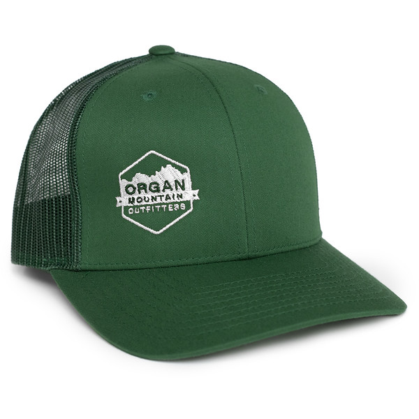 Organ Mountain Outfitters - Outdoor Apparel - Hat - Retro Trucker Cap - Forest.jpg