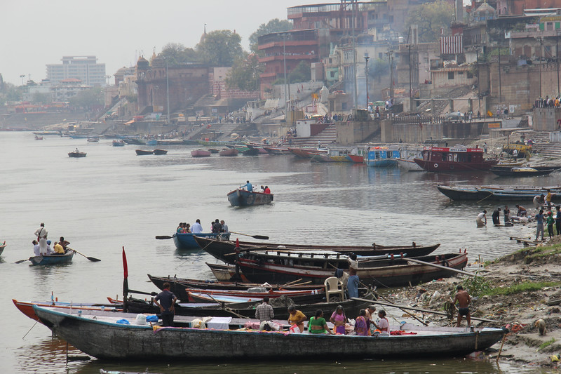Ganges River- Best Places to Visit in Varanasi