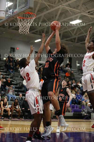 2018-2019 Basketball Season--High School Boys