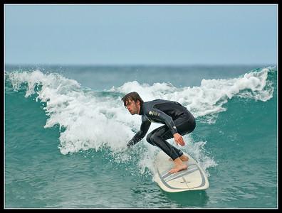 St Ives Surfers