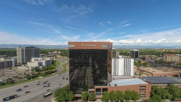 NM Flagship Building Colorado and I 25 Denver