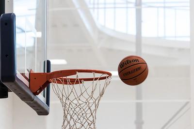 Men's Club Basketball vs. SFA Fall 2018