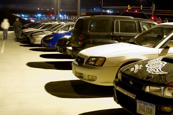 Subaru Owners Club 5 December 2012