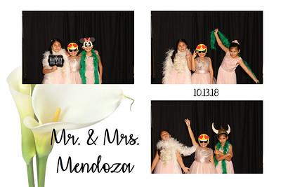 Mr. & Mrs. Mendoza
