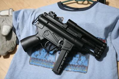 Jayne's MP5-K