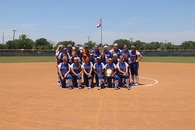 CHAMPIONS: Galveston College and Tyler Junior College
