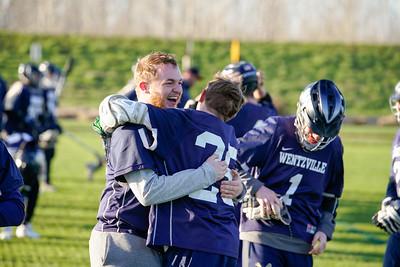2018 Wentzville LAX v Marquette Varsity, 04-16