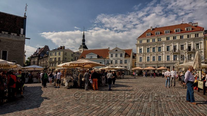 Town Hall Square, Tallinn