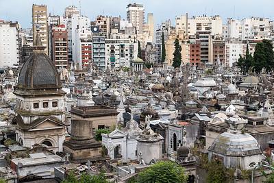 La Recoeta Cemetary, Buenos Aires