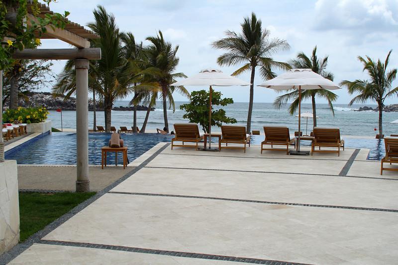 Day five: The St. Regis Resort at Punta Mita.