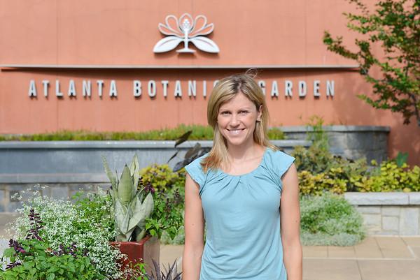 Atlanta Botanical Gardens Fall 2012