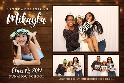Mikayla's Graduation Party