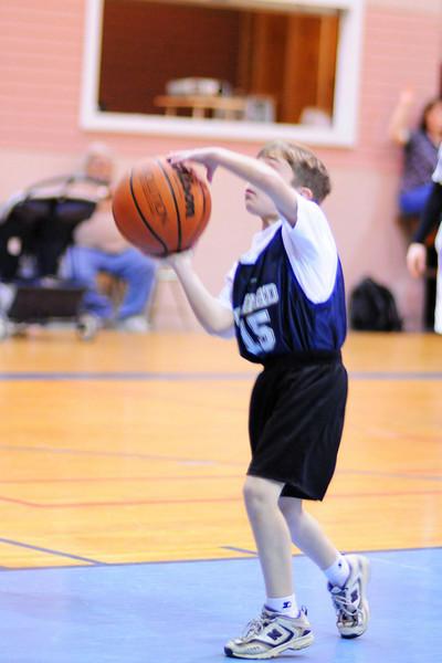 Upward Basketball - January 5, 2008