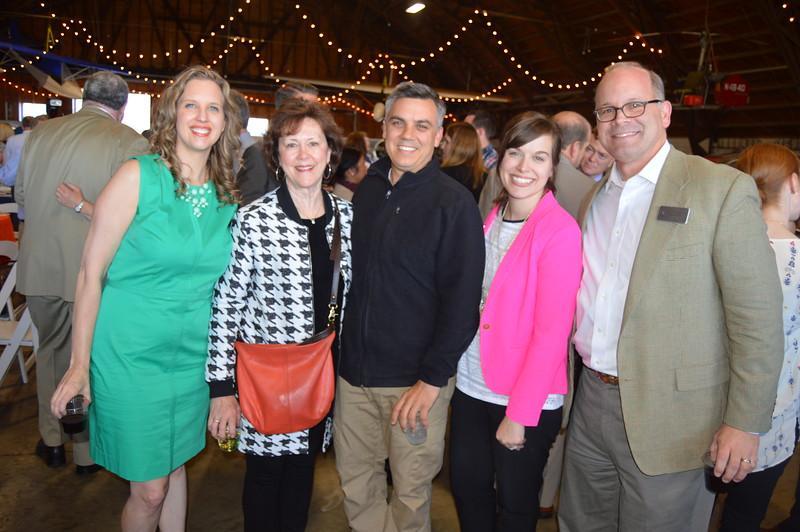 Steve Litzinger, Sarah Du Preez, Sam Palmer, Lolly Greenwood, Gwyneth Jelinek (Fayetteville Public Library) 2.JPG