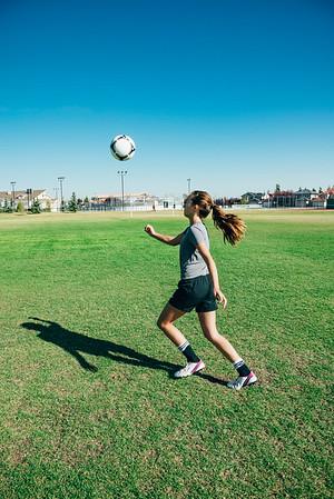 nina soccer