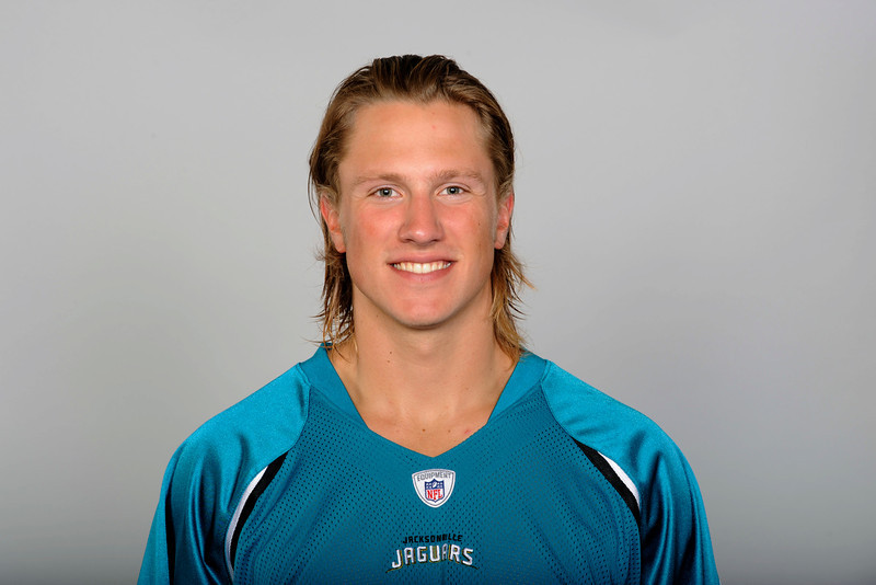 . Blaine Gabbert, Missouri Selected 10th overall by the Jaguars in 2011 In his two seasons with the Jaguars, Gabbert is 5-19 in 24 starts. His numbers improved across the board his second season � Gabbert threw nine touchdowns, six interceptions and had a 77.4 passer rating in 10 games � but he doesn�t have much job security as Jacksonville�s starter. GRADE: D. The Jaguars aren�t sold on him, and with good reason.(Photo by NFL via Getty Images)