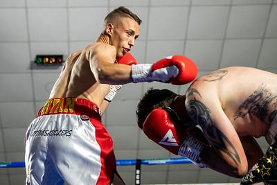Ryan Woolridge vs Kearon Thmas