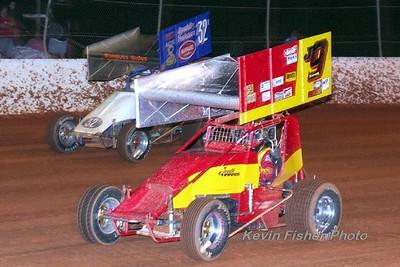 VSS Sprints at County Line Raceway - 5/10/08