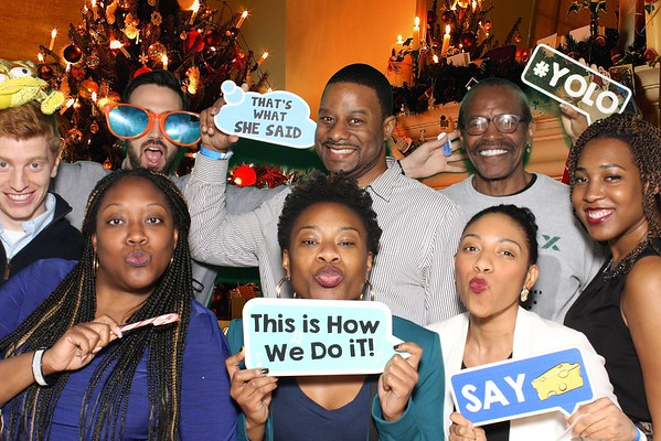 HCZ Holiday Party 2015