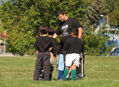 2006 Donovan Fall Soccer