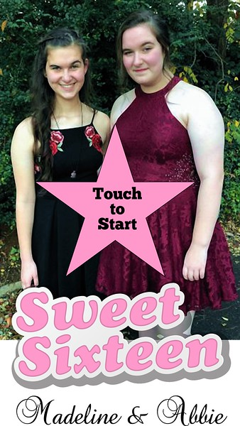 Abbie & Madeline Sweet 16
