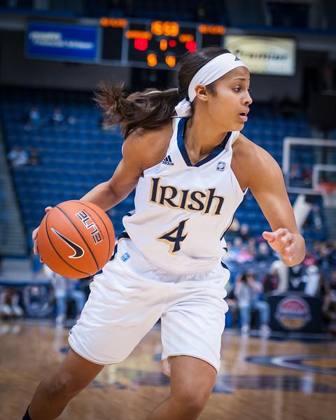 Skylar Diggins, Notre Dame Fighting Irish