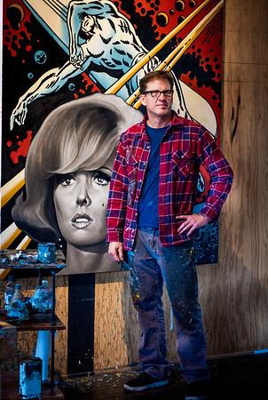 Bill Nelson Artist Gallery