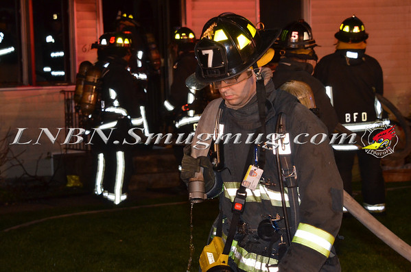 Bethpage F.D. House Fire 61 Linden Ave 5-24-14
