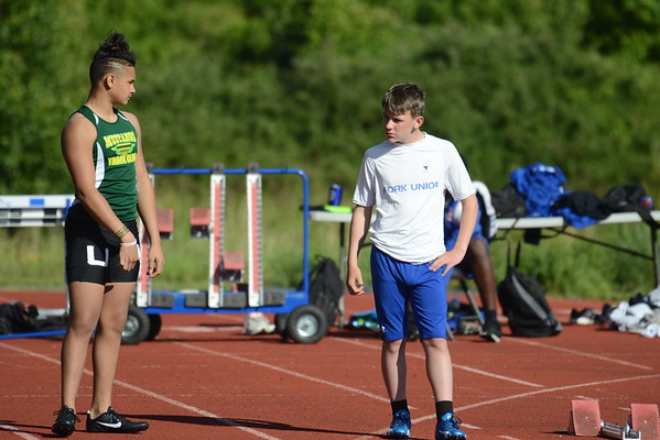 Track & Field vs. All Comers Meet - May 6