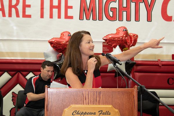 Senior Award Assembly