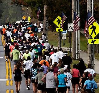 Maple Leaf Half Marathon 2010