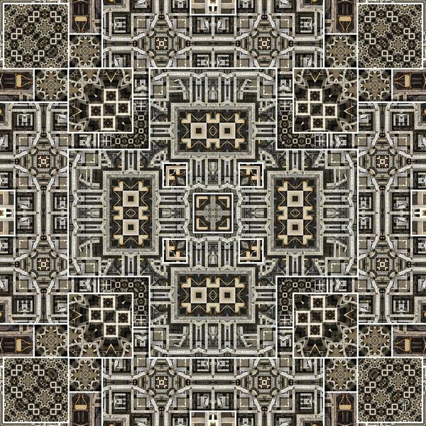 Mona Metal Rack No.24