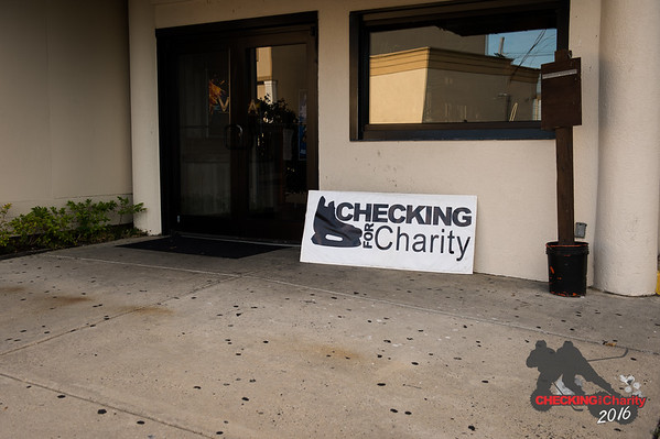 Checking For Charity 2016 East