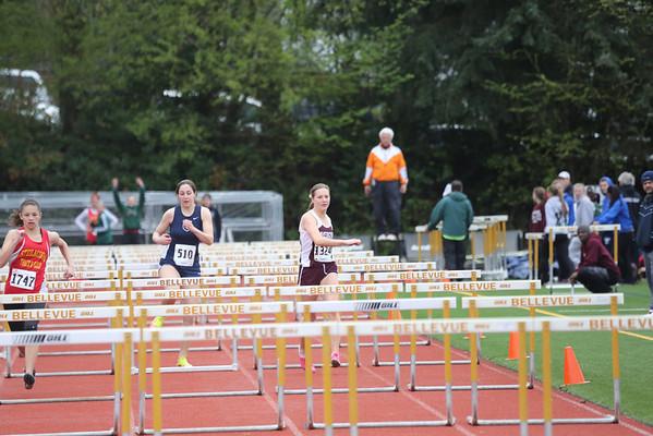 2013-04-20 Girls 100m Hurdles